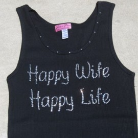 Happy Wife Happy Life Shirt