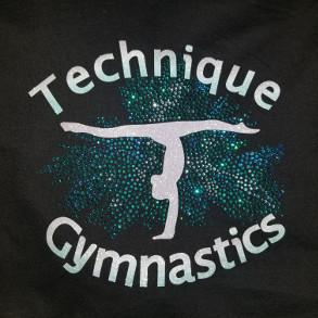 Gymnastics Bling