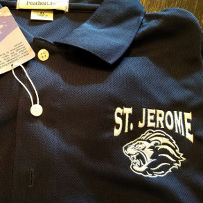 Jerome Embroidery